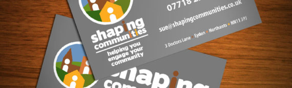 Design of Business Cards: Shaping Communities